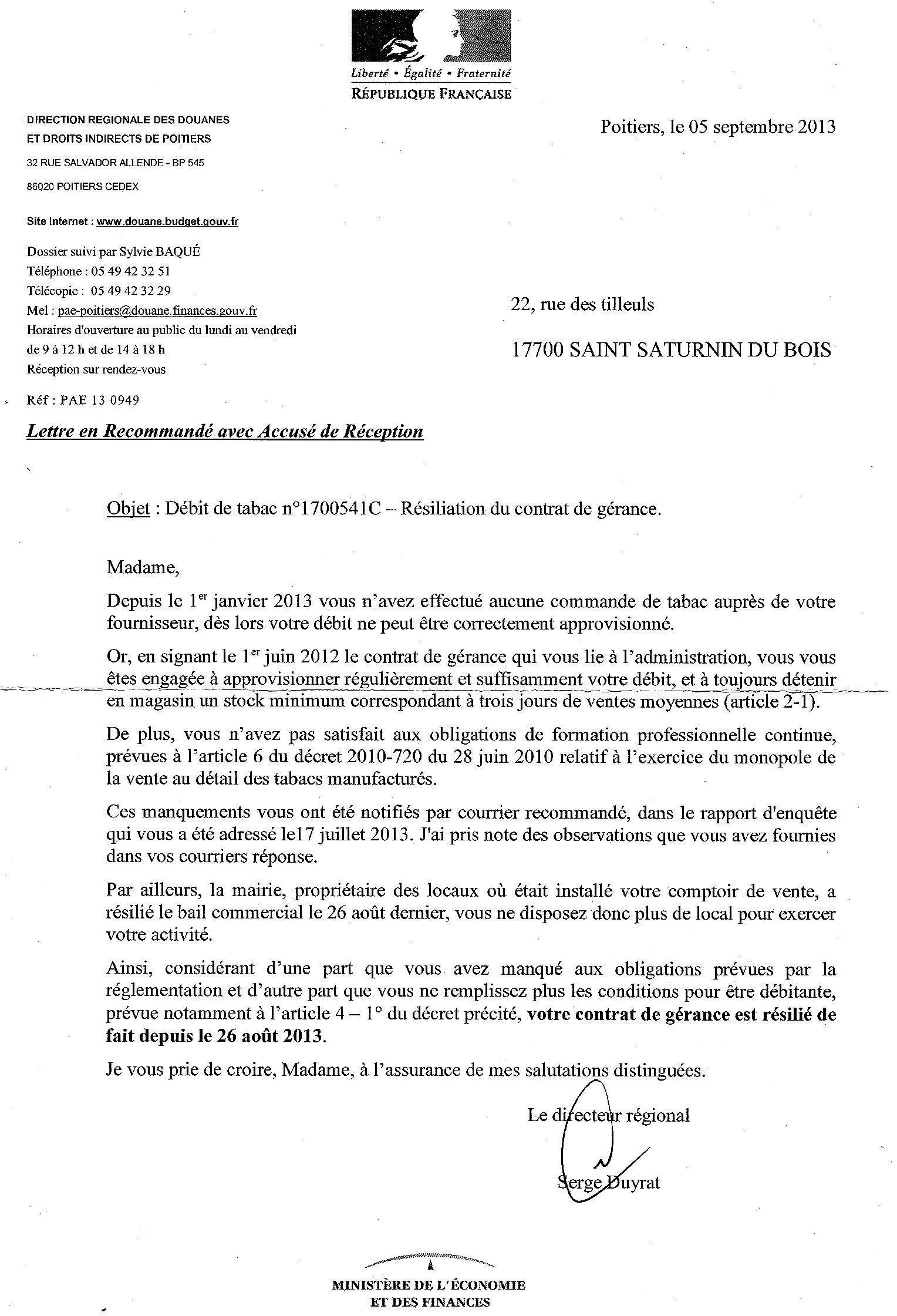 janvier vente douane